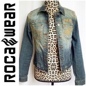 🎀 $3/$25! Rocawear Juniors Jean Jacket